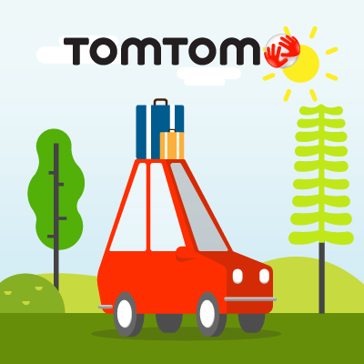 TomTom MyDrive on viamichelin route planner, microsoft route planner, nike route planner,